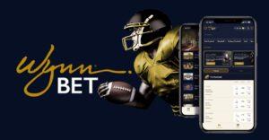 Wynn Sportsbook mobile app